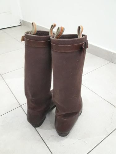 botas de montar hechas a medida