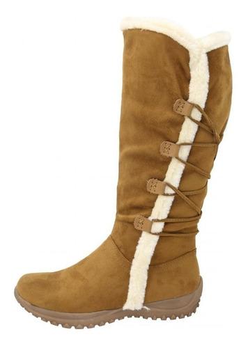 botas de mujer con chiporro altas marca agta