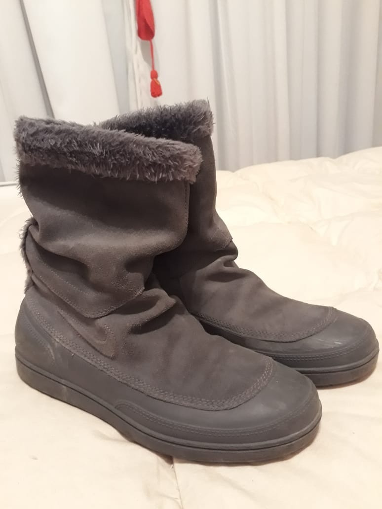 Botas De Mujer Nike Sneaker Hoodie $ 1.319,00