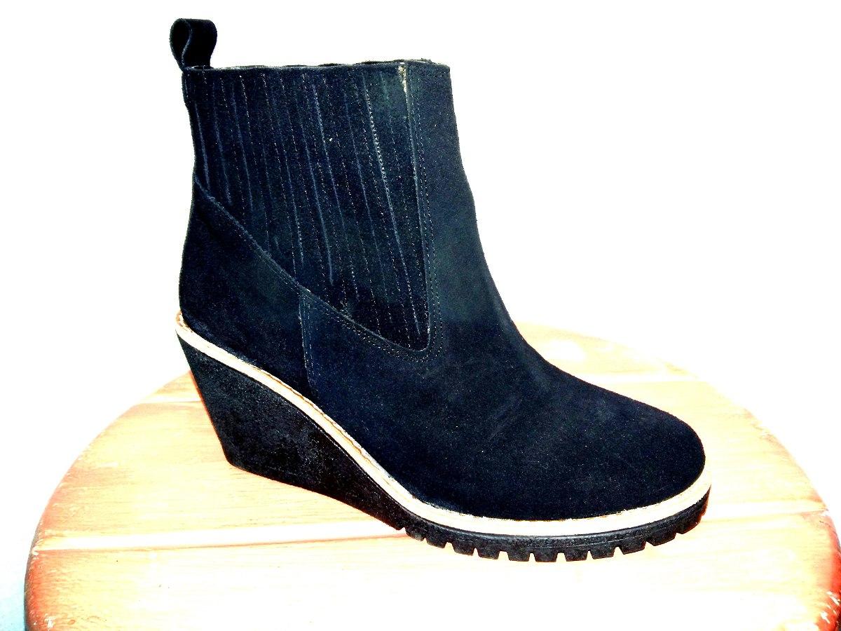 bf6c4603d botas de mujer taco chino cuero gamuzado rayuela calzados! Cargando zoom.