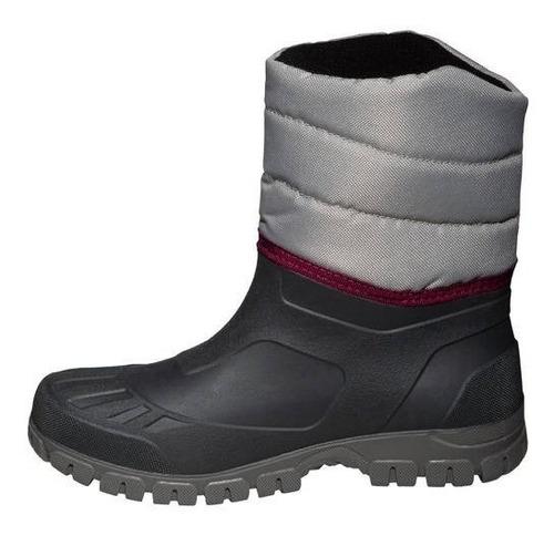 botas de nieve frio lluvia para dama impermeables y cálidas sh100 montaña senderismo ciudad bici moto