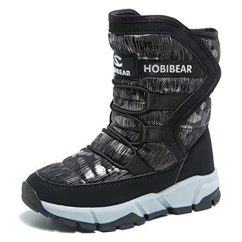 c6328bfe Botas De Nieve Para Niños Zapatos De Invierno Para Niños ...