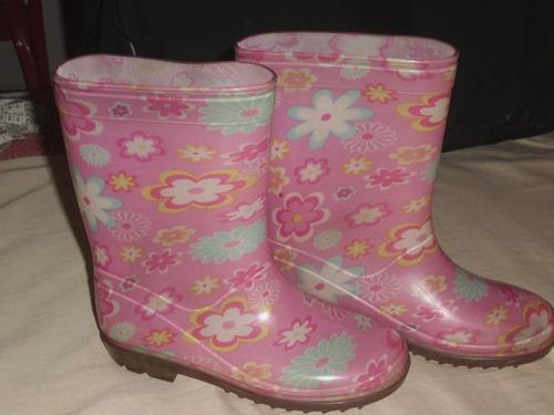 botas de niñas