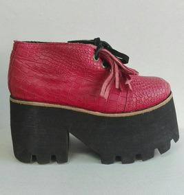 5a4d61b7 Plataformas Marca Paddock Nº 36 - Calzados para Mujer en Mercado ...
