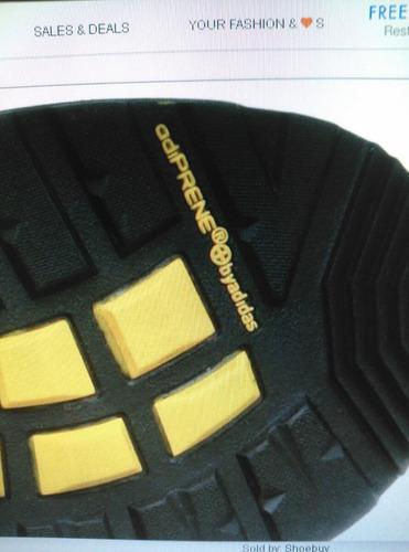 botas de seguridad adiprene (adidas)