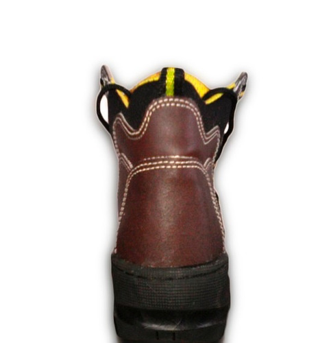 botas de seguridad autana marron (somos fabrica)
