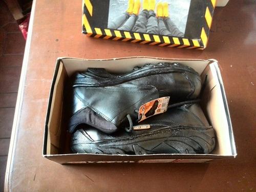 botas de seguridad calzatech