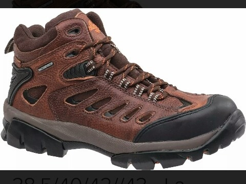 botas de seguridad catepillar , red wing pro r