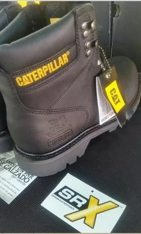 botas de seguridad caterpillar originales t/las tallas