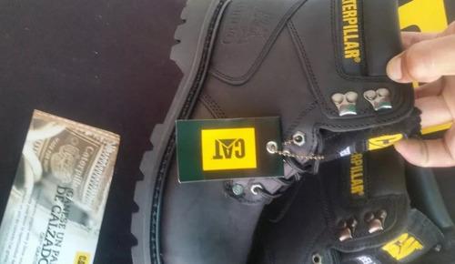 botas de seguridad caterpillar tipo supervisor t/las tallas