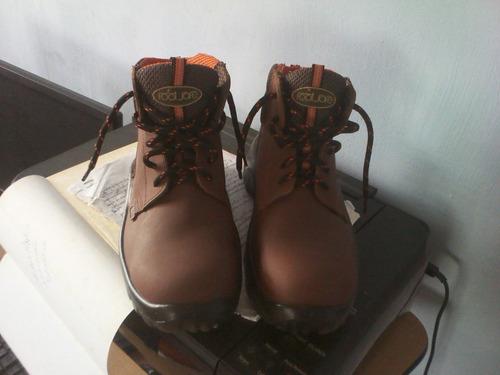 botas de seguridad dieléctricas