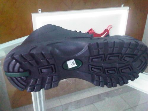 botas de seguridad mayor y detal