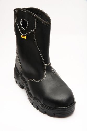 botas de seguridad media caña 030