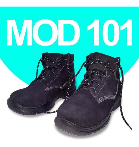 botas de seguridad modelo 101 (somos fabrica)