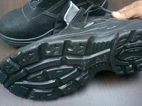 botas de seguridad nyc