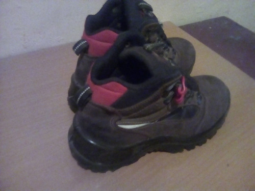 botas de seguridad para damas, talla 37