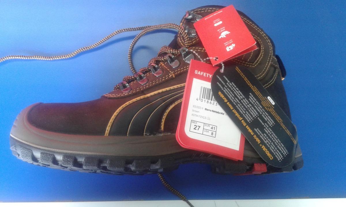 size 40 702e9 705af botas de seguridad puma sierra nevada mid s3 hro src. Cargando zoom.