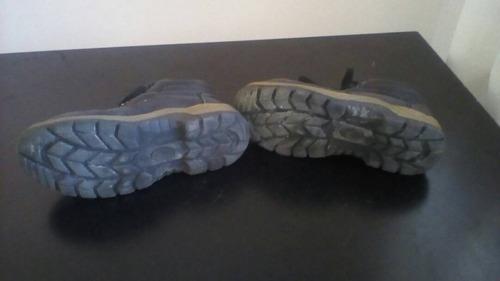 botas de seguridad ruga