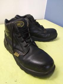 Bota De Seguridad Safari Boots Zapatos Hombre Botas en