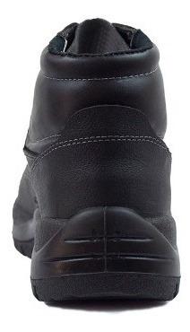 botas de seguridad saga 2021z mod. obrero botín negro