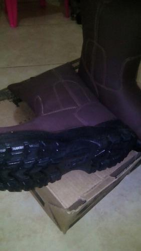 botas de seguridad saga