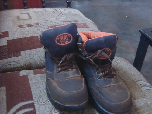 botas de seguridad saga talla 42