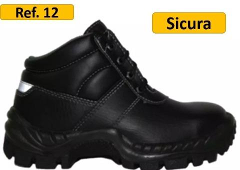 botas de seguridad sicura