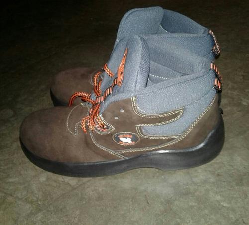 botas de seguridad talla 38
