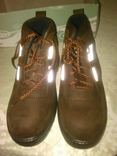 botas de seguridad talla 40