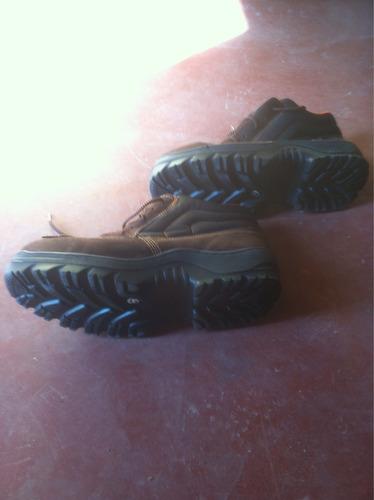botas de seguridad talla44 marca vikingo
