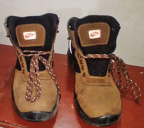 botas de seguridad - tipo de botín - talla 42