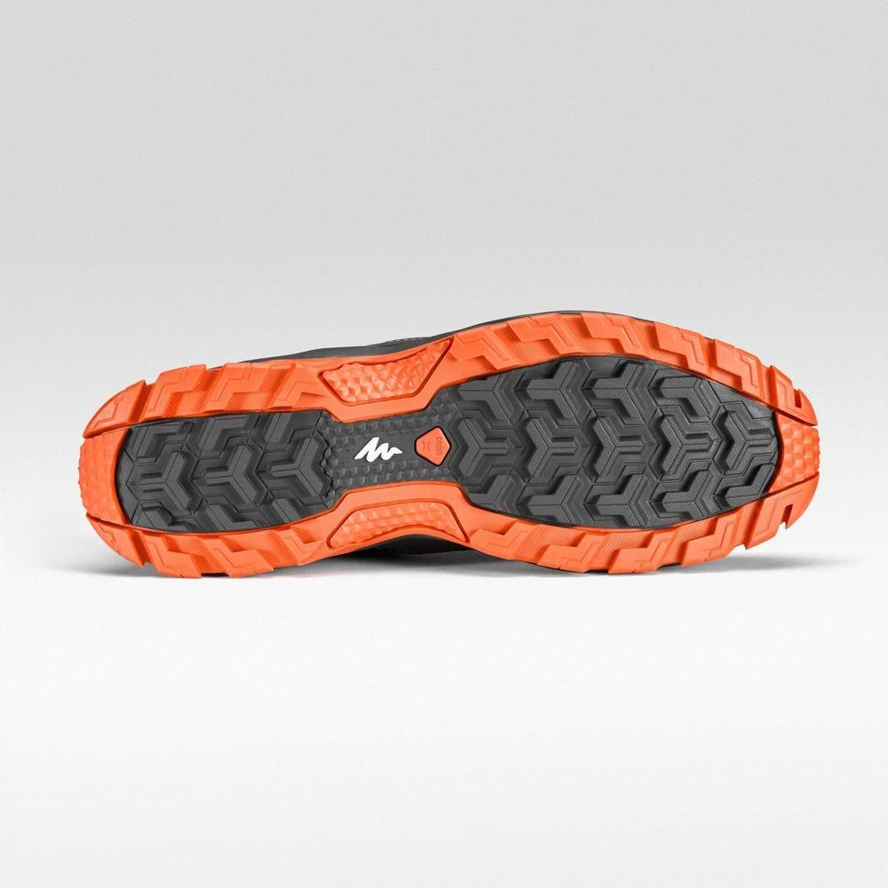 8668a75ff4227 botas de senderismo montaña hombre mh100 mid impermeables. Cargando zoom.