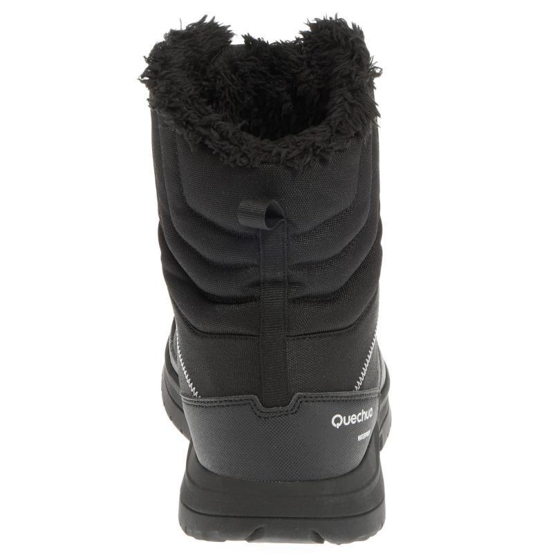 botas de senderismo nieve hombre sh100 warm high negro. Cargando zoom. 16f0918d72fb8