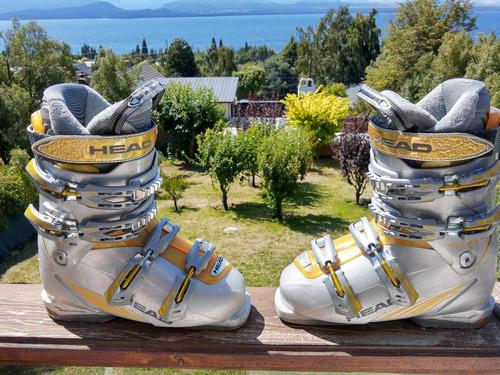 botas de ski head