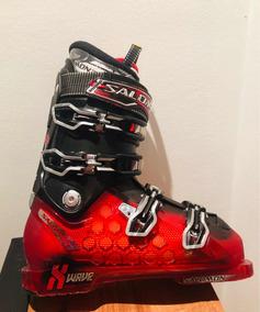 Wave Flex De Ski 0 Botas 27 Salomon 100 X SMqpzUV