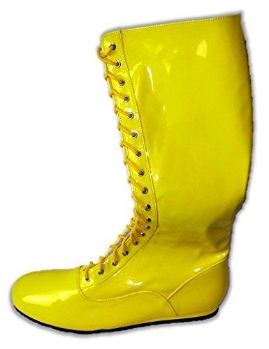 botas de traje de lucha libre profesional