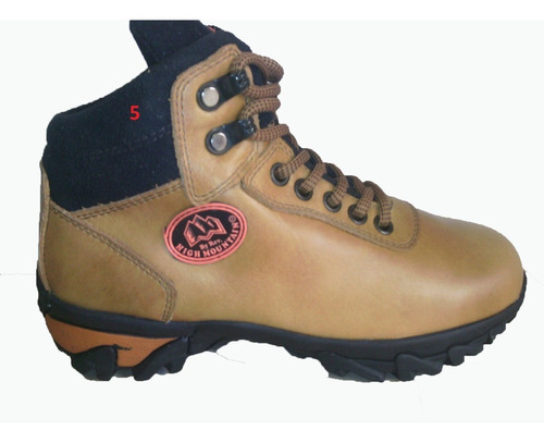 botas deportivas en cuero para hombre y mujer 34 al 42