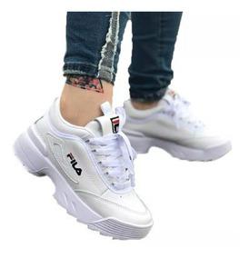 Bota John Deere Zapatos Deportivos de Mujer Blanco en