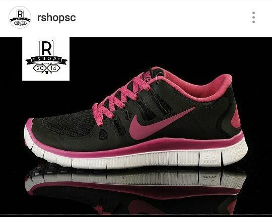 Botas Deportivas Nike Free Dama - Bs. 78.990,00 en Mercado Libre