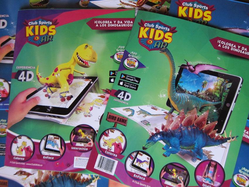 Botas Deportivas Para Niñas Dino Kids Más Cartilla 4d - $ 37.500 en ...