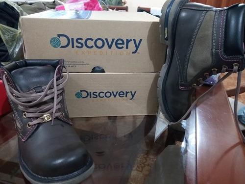 botas discovery