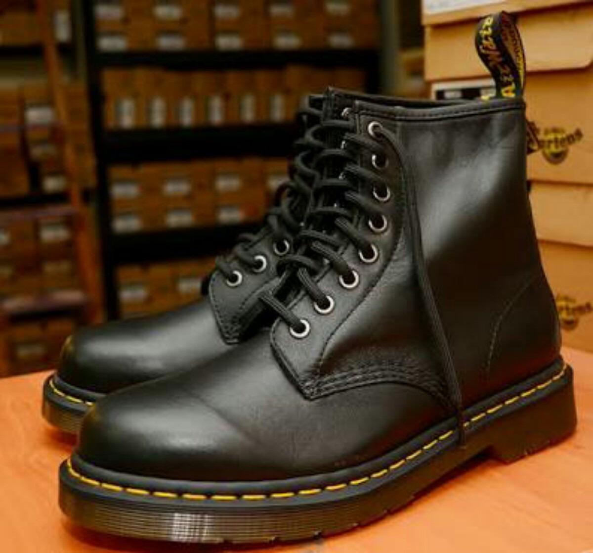 83ac6a0b46a botas dr martens 9 uk negro nappa. Cargando zoom.
