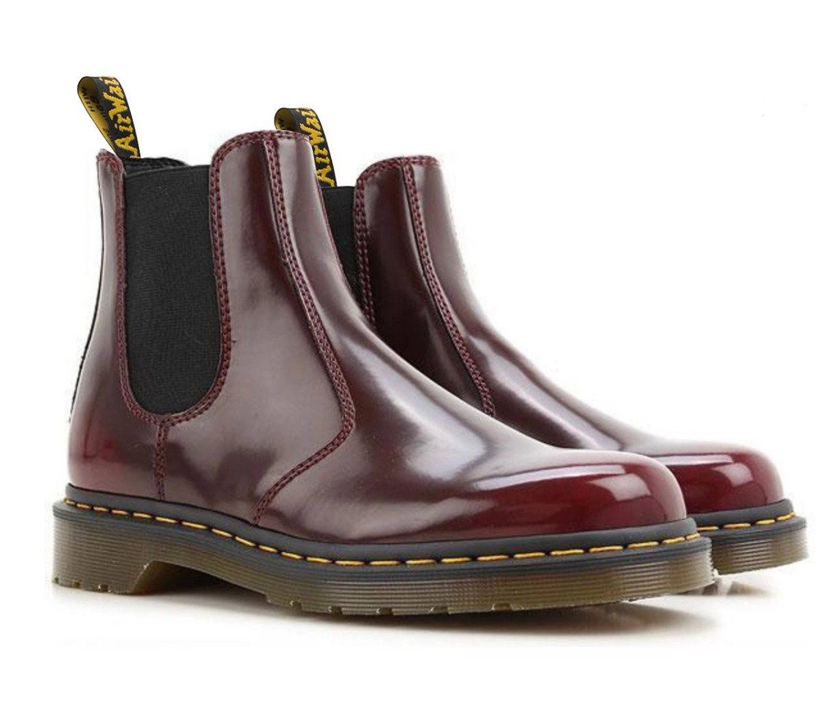 zapatos deportivos 1ae16 340b0 Botas Dr Martens Chelsea Mujer Talla 38 / Granate