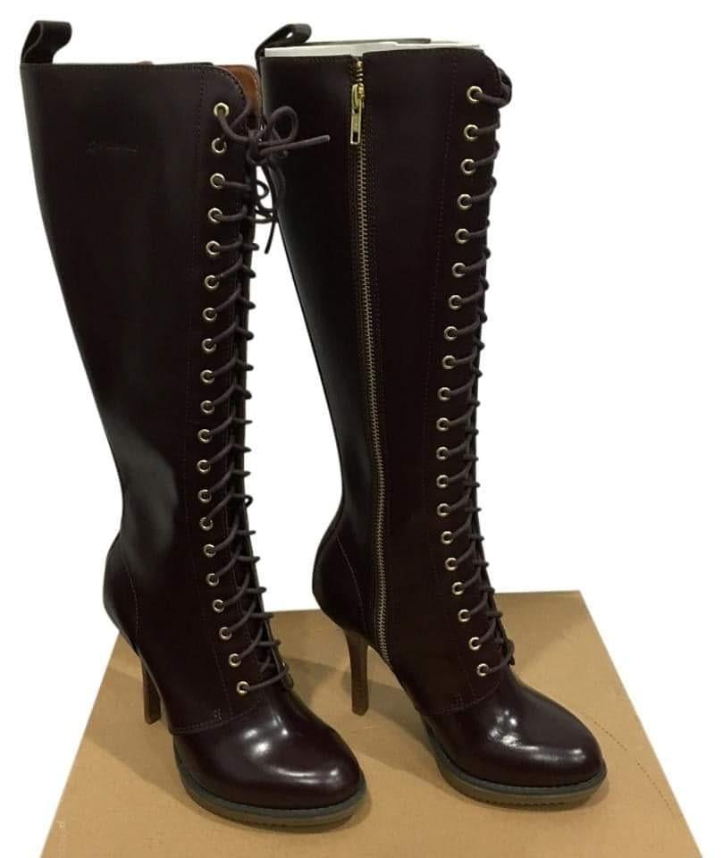 7baf27ba6a1 botas dr martens gilda tacon steampunk altas para dama. Cargando zoom.