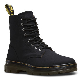 Botas Dr Martens Mujer Negro Combs 21868001