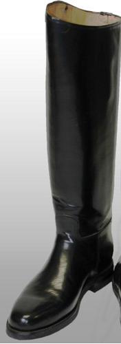 botas especiales para montar y equitacion en piel