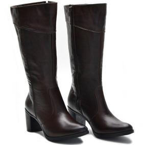 509eba4bea7 Sapatos Femininos Salto Alto - Botas Dourado escuro no Mercado Livre Brasil