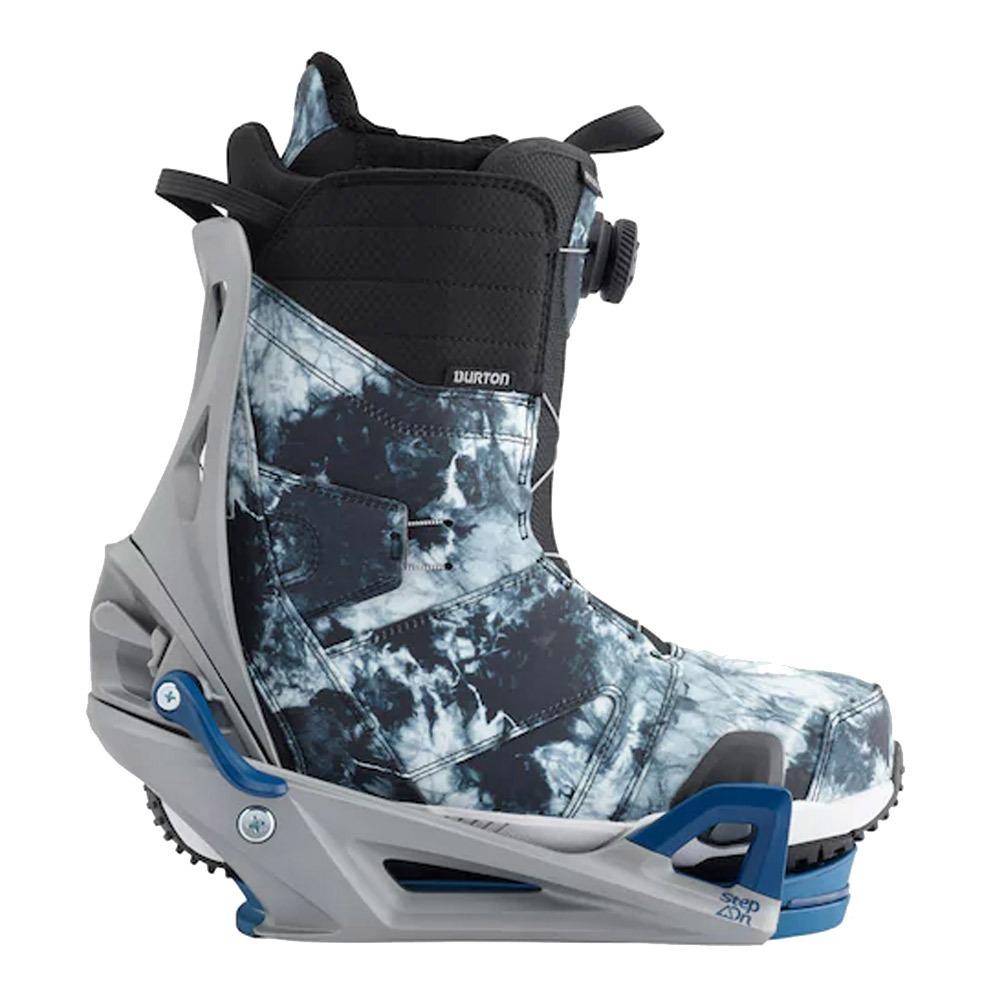 20ce08ed932 Botas Fijaciones Snowboard Burton Ruler Grey Step On Hombre ...