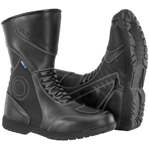 botas firstgear kili altas negras 10