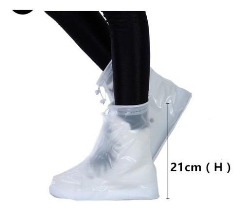 botas forros impermeable contra agua lluvia p/ zapatos tenis